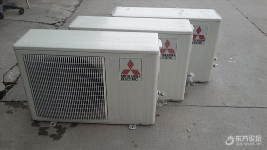 空调缺氟的一些现象